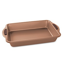 Nordic Ware® Copper 9-Inch x 13-Inch Cake Pan