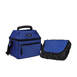 PackIt® Skylight 18-Can Freezable Cooler in Blue