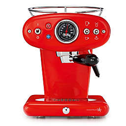 illy® X1 Anniversary Single Serve Espresso & Coffee Maker in Red