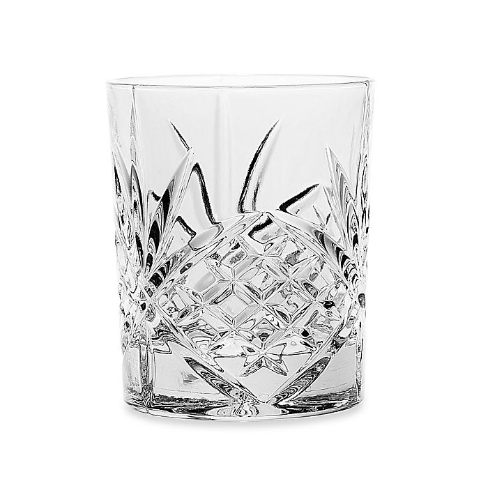 Alternate image 1 for Godinger Dublin Double Old Fashioned Glasses (Set of 4)