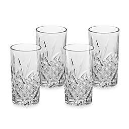 Godinger Dublin Highball Glasses (Set of 4)