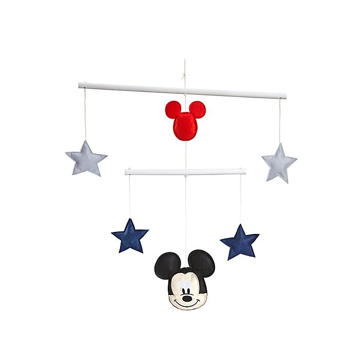 Alternate image 1 for Disney® Mickey Mouse Ceiling Mobile