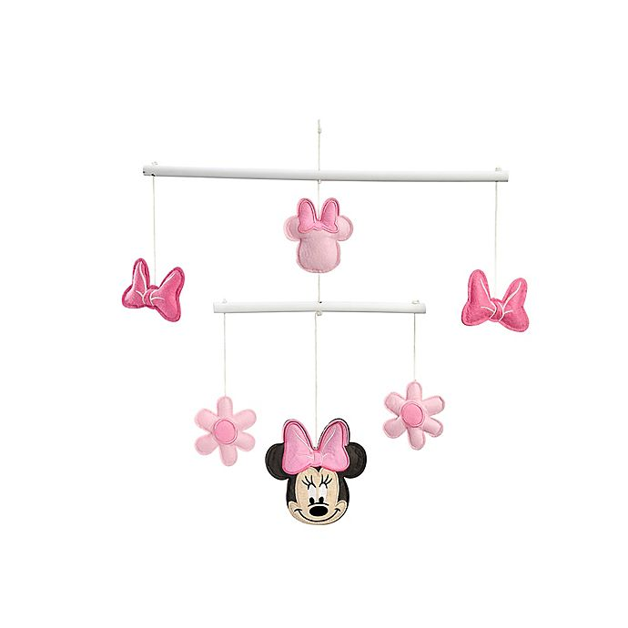 Alternate image 1 for Disney® Minnie Mouse Ceiling Mobile