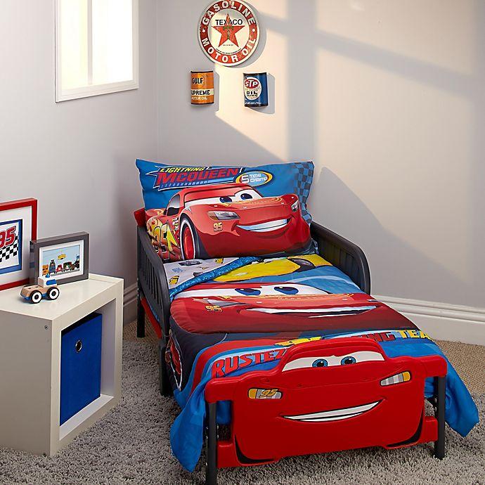 Disney® Cars 3 Rusteze Racing Team 4-Piece Toddler Bedding ...