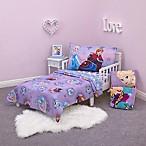 "Disney® Frozen ""Stirring up Fun"" 4-Piece Toddler Bedding Set"