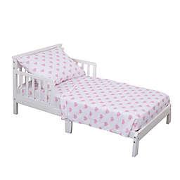 NoJo® 3-Piece Toddler Bed Sheet Set