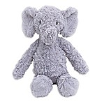 Cuddle Me Floppy Plush Elephant in Grey