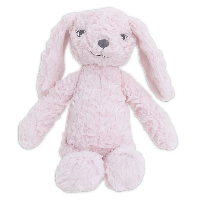 Alternate image 1 for Cuddle Me Floppy Plush Bunny in Pink