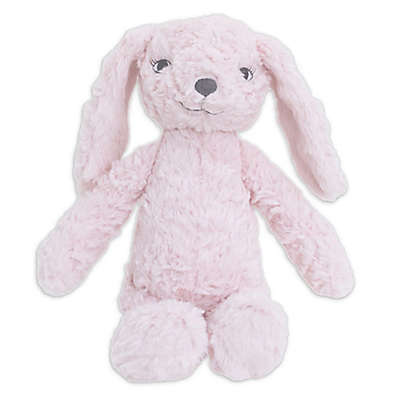 Cuddle Me Floppy Plush Bunny in Pink