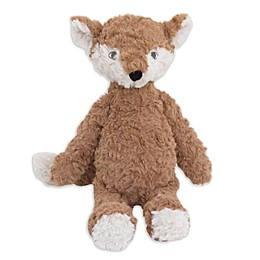 Cuddle Me Floppy Plush Fox in Brown