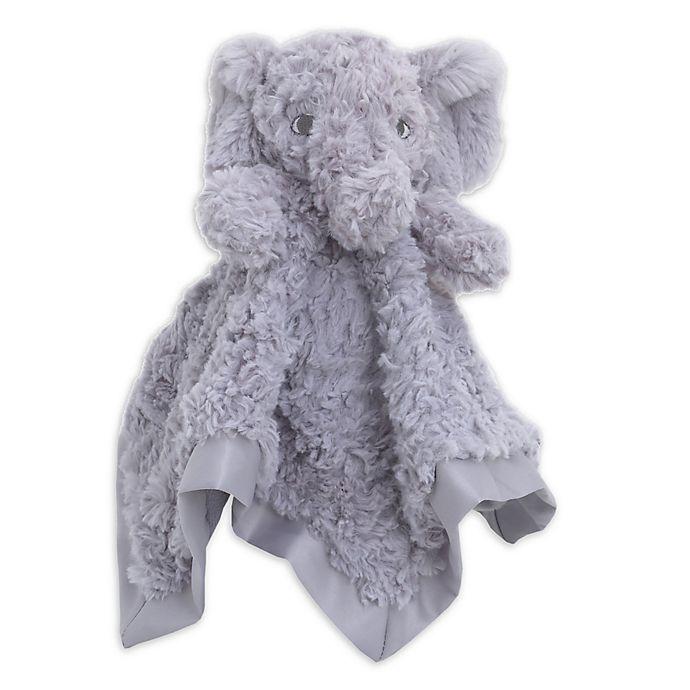 Alternate image 1 for Cuddle Me Elephant Security Blanket in Grey