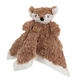 Cuddle Me Fox Security Blanket in Brown