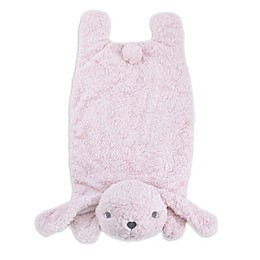 Cuddle Me Bunny Tummy Time Mat in Pink