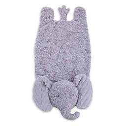 Cuddle Me Elephant Tummy Time Mat in Grey