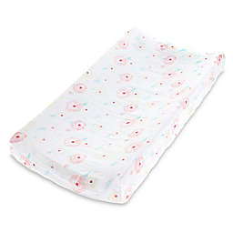aden + anais™ essentials Full Bloom Muslin Changing Pad Cover