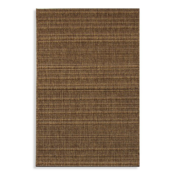 Bed Bath And Beyond Area Rugs Roselawnlutheran Earth Tone: Bal Harbor Indoor/Outdoor Rug