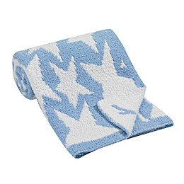 Lambs & Ivy® Stars Chenille Blanket in Blue