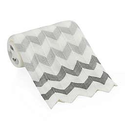 Lambs & Ivy® Chevron Knit Blanket in Grey
