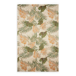 Ravella Tropical Leaf Indoor/Outdoor Rug