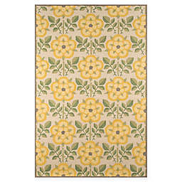 Momeni Newport Rug in Yellow