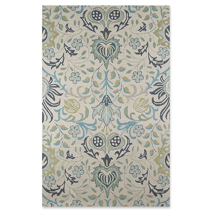 Alternate image 1 for Momeni Newport 8' x 10' Area Rug in Blue