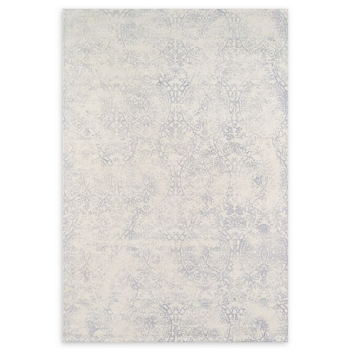 Alternate image 1 for Momeni Illusions 5' x 7'6 Area Rug in Ivory