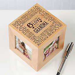 Reasons Why 4-Photo 2.5-Inch x 2.5-Inch Photo Cube