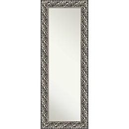 Luxor On The Door Mirror in Silver