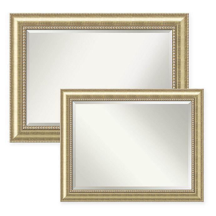 Alternate image 1 for Astoria Bathroom Mirror in Champagne