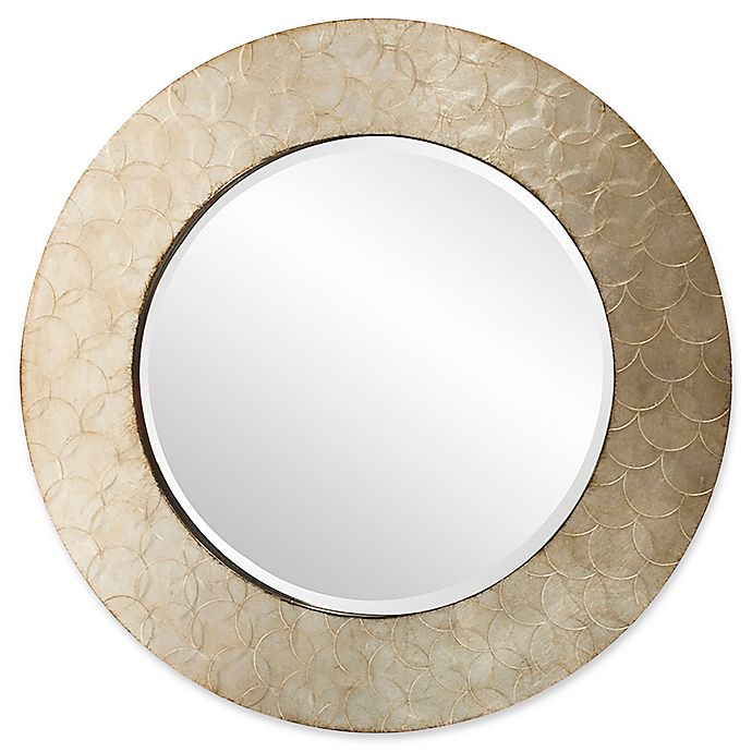 Alternate image 1 for 36-Inch Camelot Round Mirror