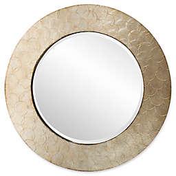 36-Inch Camelot Round Mirror