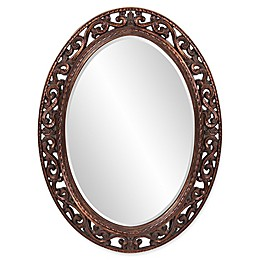 38-Inch x 28-Inch Suzanne Oval Mirror
