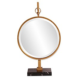 Howard Elliott® Collection 18-Inch Medallion Round Mirror