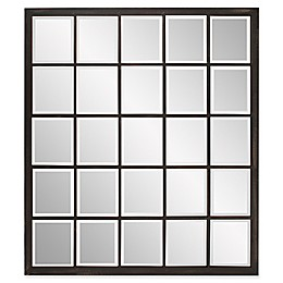 Howard Elliott® Superior Window Mirror in Black