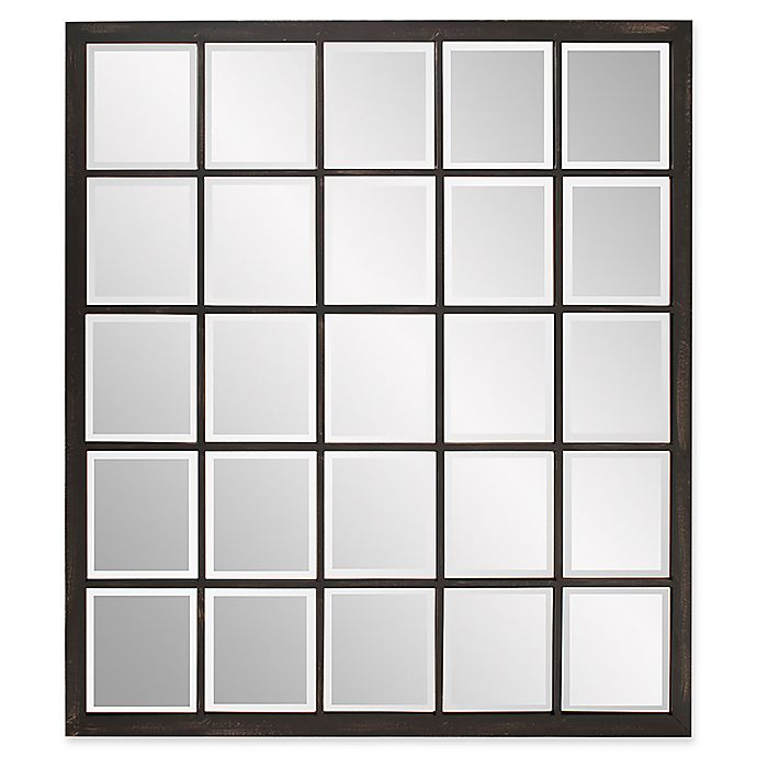 Alternate image 1 for Howard Elliott® Superior Window Mirror in Black