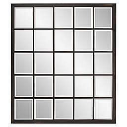 Howard Elliott Reg Superior Window Mirror In Black