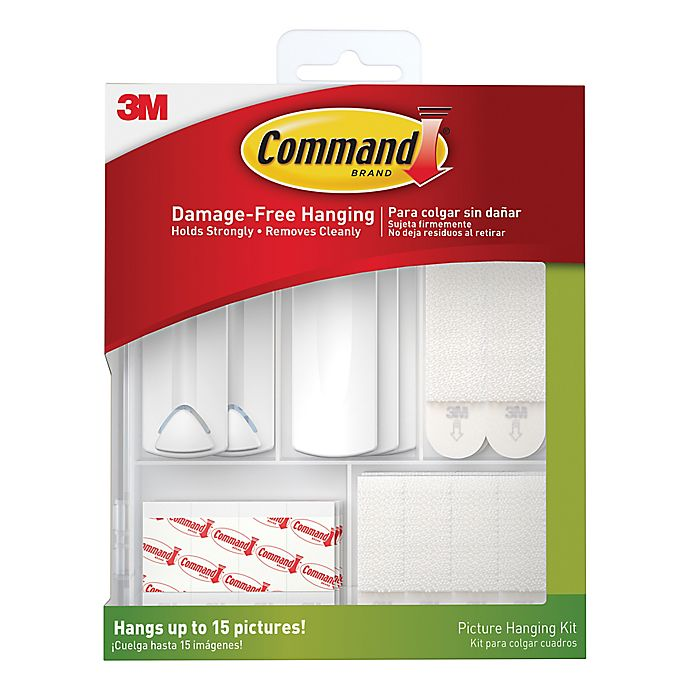 Alternate image 1 for 3M Command™ Special Picture Hanging Kit