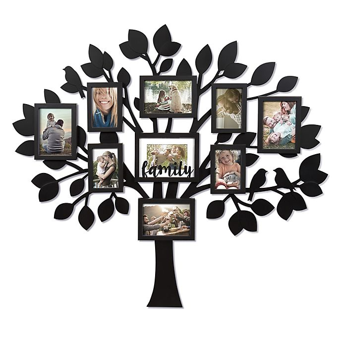 Wallverbs Family Tree Personalized Picture Frame Set: Buy Wallverbs™ Our Family Tree Box Wall Frames (Set Of 14
