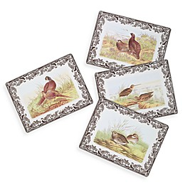 Pimpernel® Spode Woodland Hardback Placemats (Set of 4)