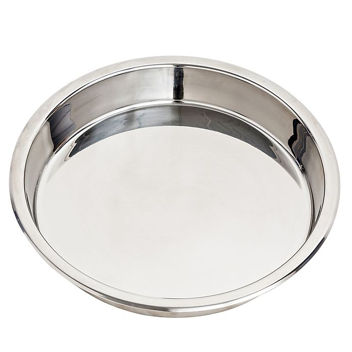 Buy Honey Can Do 174 Stainless Steel 9 Inch Round Cake Pan
