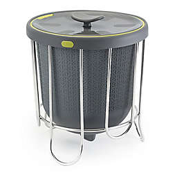 Polder® 1-Gallon Kitchen Compost Bucket in Grey