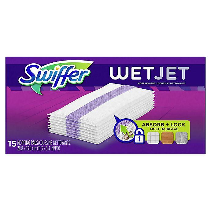 Swiffer 174 Wetjet 15 Count Hardwood Floor Cleaner Refill