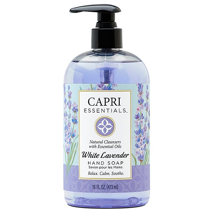 Alternate image 1 for Capri Essentials 16 oz. Hand Soap