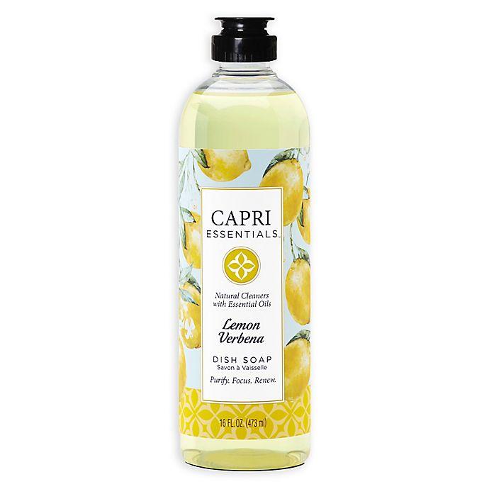 Alternate image 1 for Capri Essentials 16 oz. Dish Soap