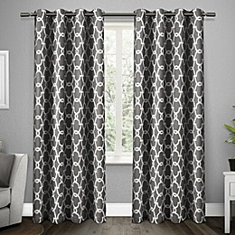 Gates 2-Pack Grommet Top Room Darkening Window Curtain Panels