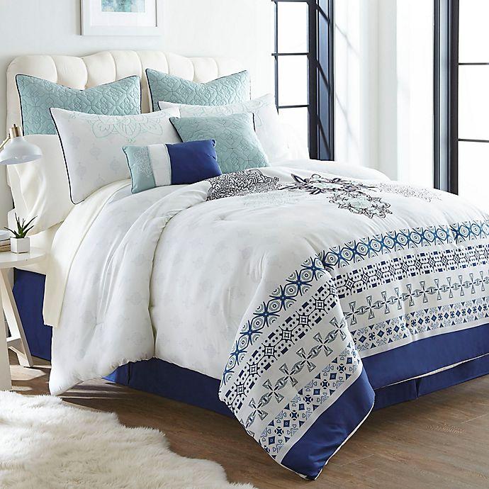 Alternate image 1 for Mandy Boho 12-Piece Comforter Set