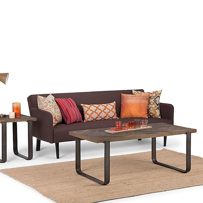 Alternate image 1 for Simpli Home Peyton Furniture Collection