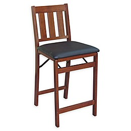 Linon Home Mission Back Folding Dining Chair