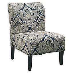 Signature Design By Ashley® Honnally Accent Chair in Sapphire