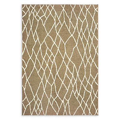 Oriental Weavers Verona Area Rug in Taupe